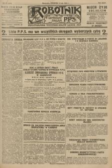Robotnik : centralny organ P.P.S. R.34, nr 33 (2 lutego 1928) = nr 3230