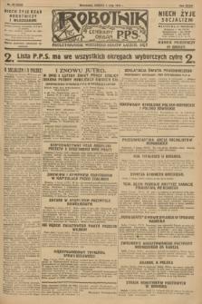 Robotnik : centralny organ P.P.S. R.34, nr 35 (4 lutego 1928) = nr 3232