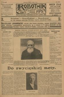 Robotnik : centralny organ P.P.S. R.34, nr 62 (2 marca 1928) = nr 3259