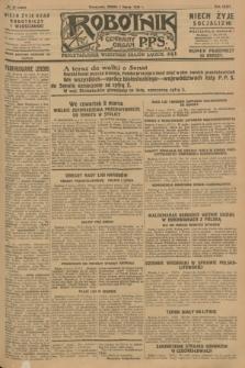 Robotnik : centralny organ P.P.S. R.34, nr 67 (7 marca 1928) = nr 3263