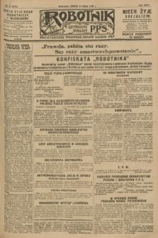 Robotnik : centralny organ P.P.S. R.34, nr 77 (17 marca 1928) = nr 3273