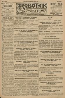 Robotnik : centralny organ P.P.S. R.34, nr 80 (20 marca 1928) = nr 3276