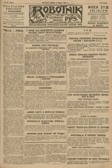 Robotnik : centralny organ P.P.S. R.34, nr 81 (21 marca 1928) = nr 3277