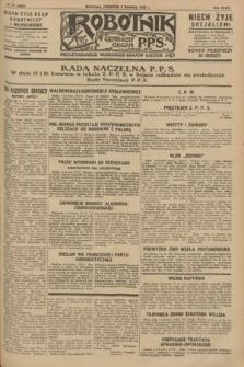 Robotnik : centralny organ P.P.S. R.34, nr 97 (5 kwietnia 1928) = nr 3292