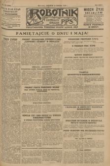 Robotnik : centralny organ P.P.S. R.34, nr 109 (19 kwietnia 1928) = nr 3304