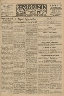 Robotnik : centralny organ P.P.S. R.34, nr 124 (4 maja 1928) = nr 3319