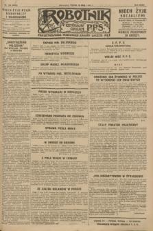 Robotnik : centralny organ P.P.S. R.34, nr 138 (18 maja 1928) = nr 3333