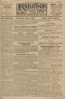 Robotnik : centralny organ P.P.S. R.34, nr 139 (19 maja 1928) = nr 3334