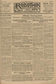 Robotnik : centralny organ P.P.S. R.34, nr 143 (23 maja 1928) = nr 3337