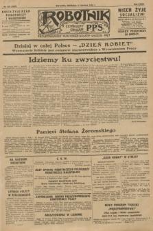 Robotnik : centralny organ P.P.S. R.34, nr 167 (17 czerwca 1928) = nr 3367