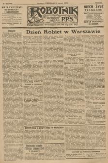 Robotnik : centralny organ P.P.S. R.34, nr 168 (18 czerwca 1928) = nr 3368
