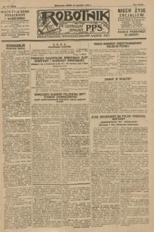 Robotnik : centralny organ P.P.S. R.34, nr 177 (27 czerwca 1928) = nr 3376