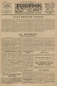 Robotnik : centralny organ P.P.S. R.34, nr 179 (29 czerwca 1928) = nr 3378