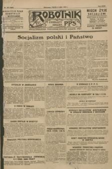 Robotnik : centralny organ P.P.S. R.34, nr 187 (6 lipca 1928) = nr 3385