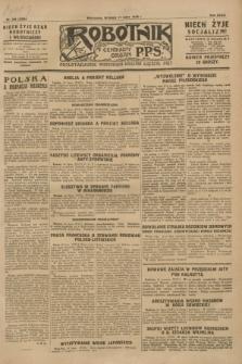 Robotnik : centralny organ P.P.S. R.34, nr 198 (17 lipca 1928) = nr 3396