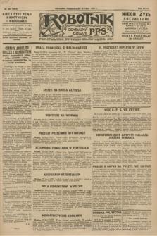 Robotnik : centralny organ P.P.S. R.34, nr 204 (23 lipca 1928) = nr 3312