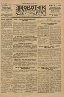 Robotnik : centralny organ P.P.S. R.34, nr 212 (31 lipca 1928) = nr 3320