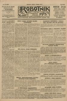 Robotnik : centralny organ P.P.S. R.34, nr 215 (3 sierpnia 1928) = nr 3323