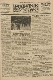Robotnik : centralny organ P.P.S. R.34, nr 229 (17 sierpnia 1928) = nr 3427
