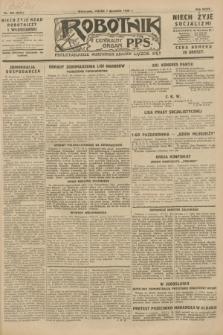 Robotnik : centralny organ P.P.S. R.34, nr 250 (7 września 1928) = nr 3447