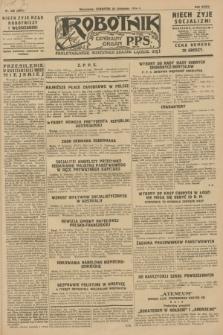 Robotnik : centralny organ P.P.S. R.34, nr 330 (22 listopada 1928) = nr 3537