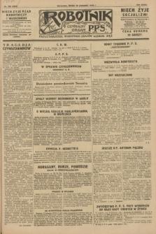 Robotnik : centralny organ P.P.S. R.34, nr 336 (28 listopada 1928) = nr 3543