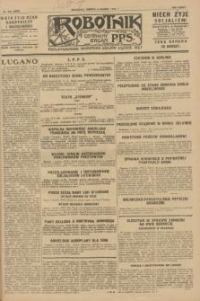 Robotnik : centralny organ P.P.S. R.36 [i.e. 34], nr 346 (8 grudnia 1928) = nr 3553