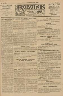 Robotnik : centralny organ P.P.S. R.36 [i.e. 34], nr 350 (13 grudnia 1928) = nr 3557