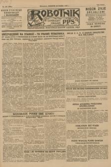 Robotnik : centralny organ P.P.S. R.34, nr 357 (20 grudnia 1928) = nr 3564