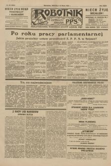 Robotnik : centralny organ P.P.S. R.35, nr 68 (10 marca 1929) = nr 3639