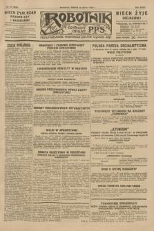Robotnik : centralny organ P.P.S. R.35, nr 74 (16 marca 1929) = nr 3645