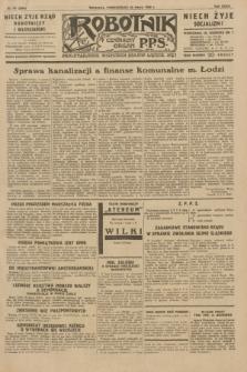 Robotnik : centralny organ P.P.S. R.35, nr 83 (25 marca 1929) = nr 3654