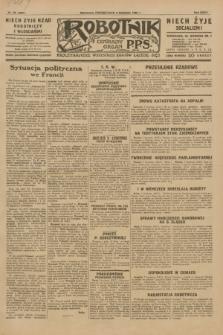 Robotnik : centralny organ P.P.S. R.35, nr 95 (8 kwietnia 1929) = nr 3667