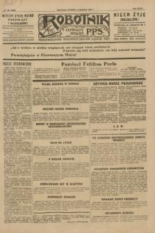 Robotnik : centralny organ P.P.S. R.35, nr 96 (9 kwietnia 1929) = nr 3668