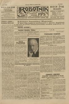 Robotnik : centralny organ P.P.S. R.35, nr 97 (10 kwietnia 1929) = nr 3669