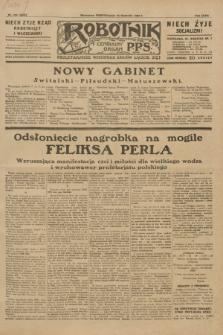 Robotnik : centralny organ P.P.S. R.35, nr 104 (15 kwietnia 1929) = nr 3676