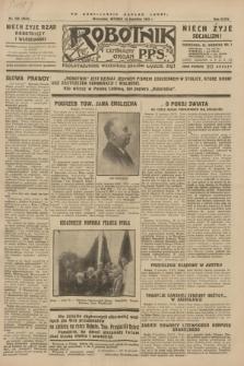 Robotnik : centralny organ P.P.S. R.35, nr 106 (16 kwietnia 1929) = nr 3678 (po konfiskacie nakład drugi)