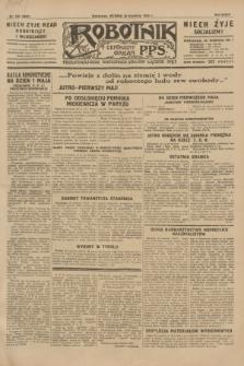 Robotnik : centralny organ P.P.S. R.35, nr 120 (30 kwietnia 1929) = nr 3682