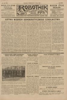 Robotnik : centralny organ P.P.S. R.34 [i.e.35], nr 135 (13 maja 1929) = nr 3697
