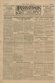 Robotnik : centralny organ P.P.S. R.35, nr 153 (2 czerwca 1929) = nr 3715