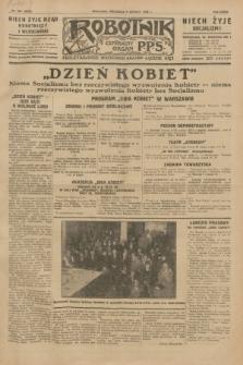 Robotnik : centralny organ P.P.S. R.35, nr 160 (9 czerwca 1929) = nr 3722