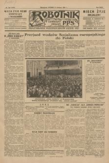 Robotnik : centralny organ P.P.S. R.35, nr 162 (11 czerwca 1929) = nr 3724