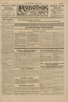 Robotnik : centralny organ P.P.S. R.35, nr 164 (13 czerwca 1929) = nr 3726