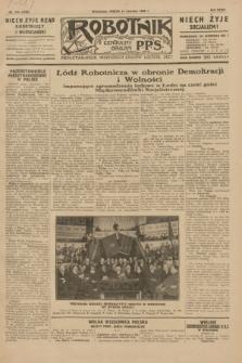 Robotnik : centralny organ P.P.S. R.35, nr 174 (21 czerwca 1929) = nr 3736
