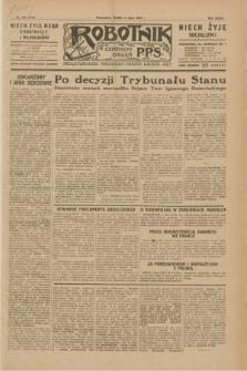 Robotnik : centralny organ P.P.S. R.35, nr 185 (3 lipca 1929) = nr 3746
