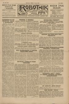 Robotnik : centralny organ P.P.S. R.35, nr 192 (10 lipca 1929) = nr 3753
