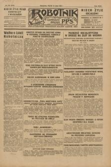 Robotnik : centralny organ P.P.S. R.35, nr 194 (12 lipca 1929) = nr 3755
