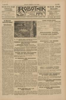 Robotnik : centralny organ P.P.S. R.35, nr 200 (18 lipca 1929) = nr 3761