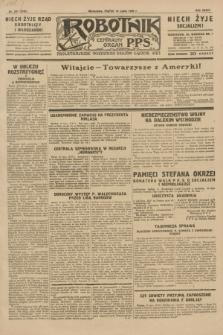 Robotnik : centralny organ P.P.S. R.35, nr 201 (19 lipca 1929) = nr 3762