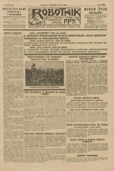 Robotnik : centralny organ P.P.S. R.35, nr 208 (25 lipca 1929) = nr 3769